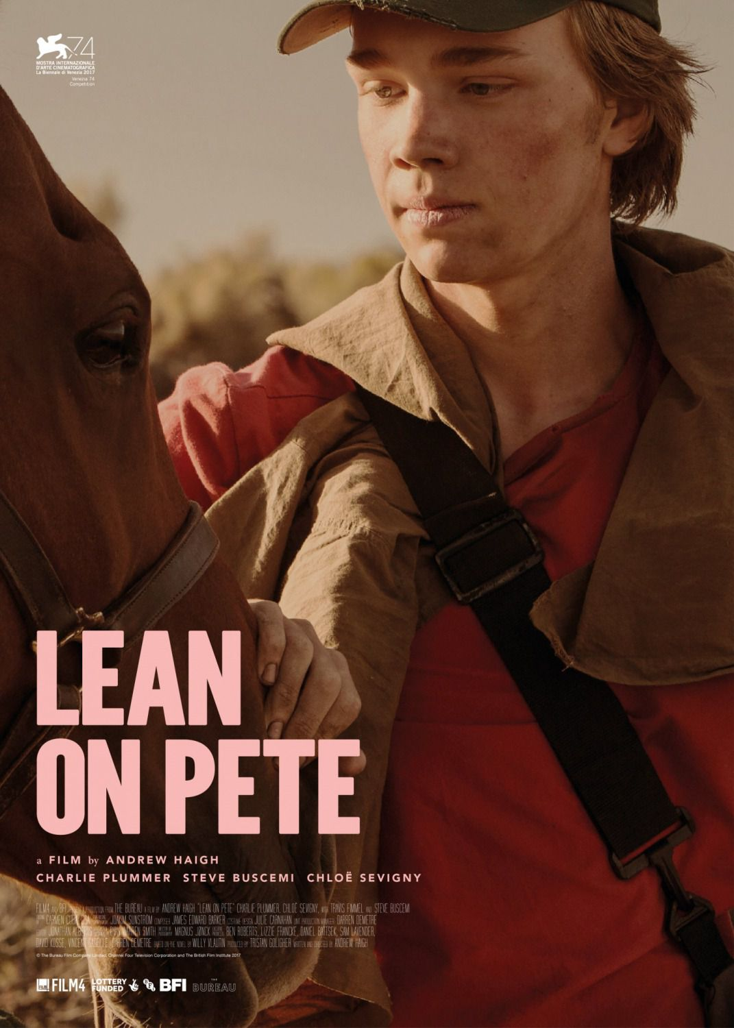 Lean on Pete - Charles Plummer