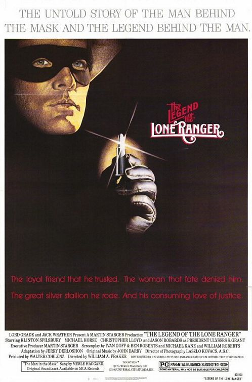 Legend of the Lone Ranger (1981)