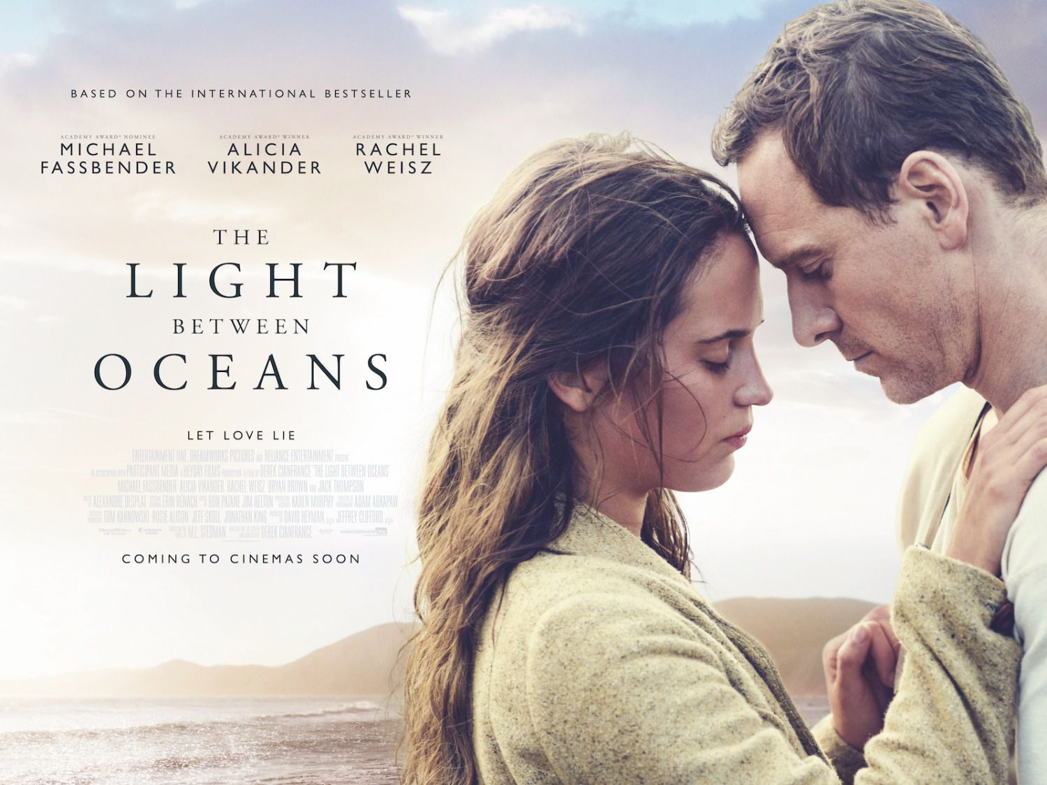 Light between Oceans poster