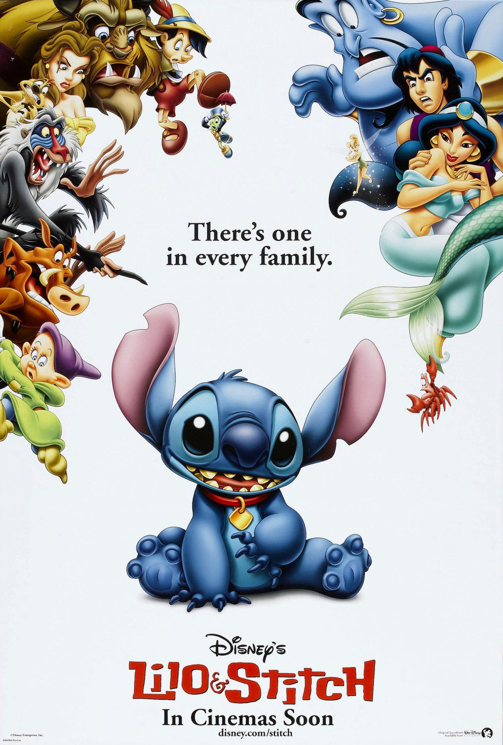 Lilo and Stitch - film poster