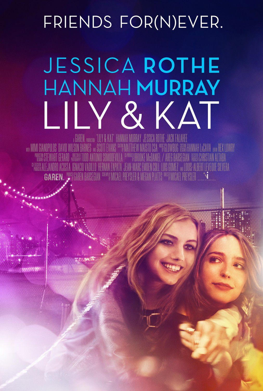 Lily and Kat - film poster