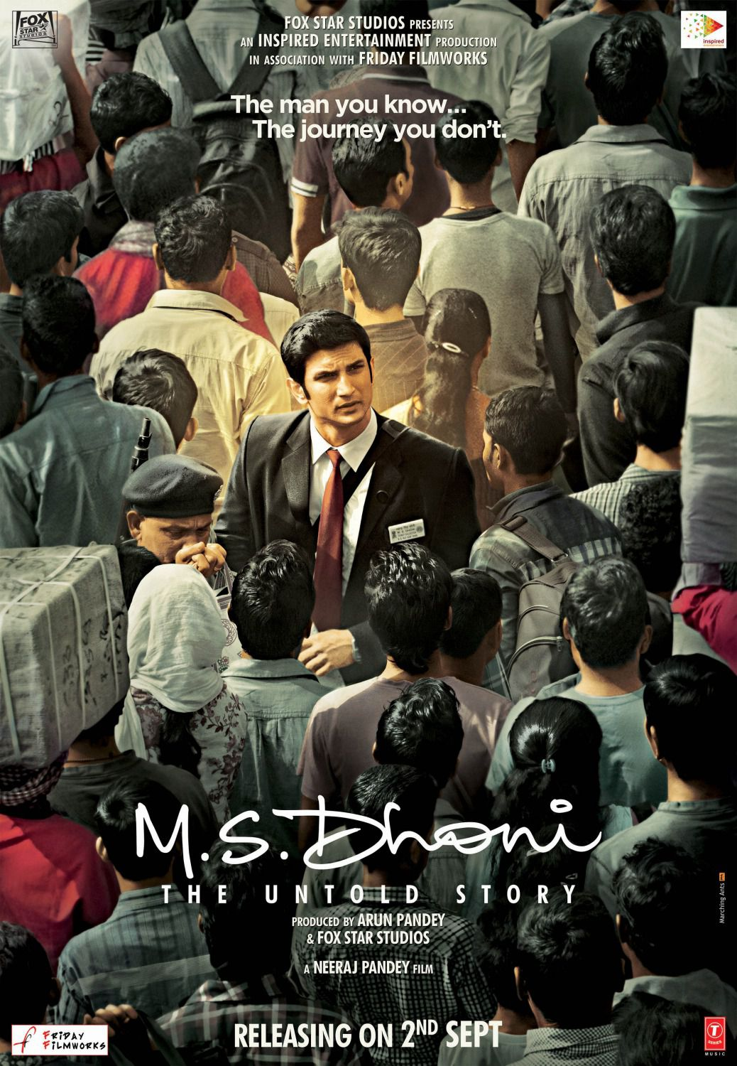 M.S. Dhoni the untold story