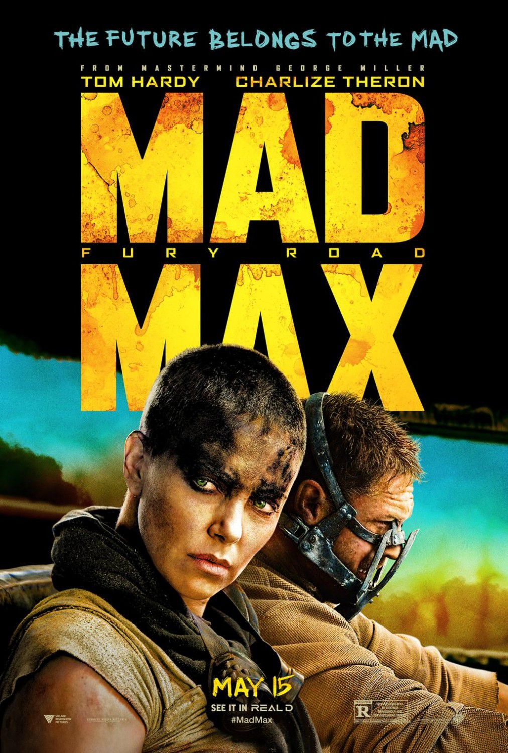 Mad Max - Fury Road (2015) - Charlize Theron