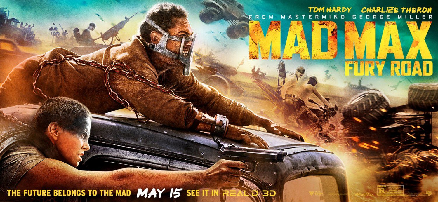 Mad Max Fury Road - banner