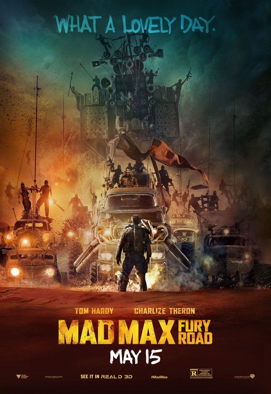 Mad Max - Fury Road (2015)