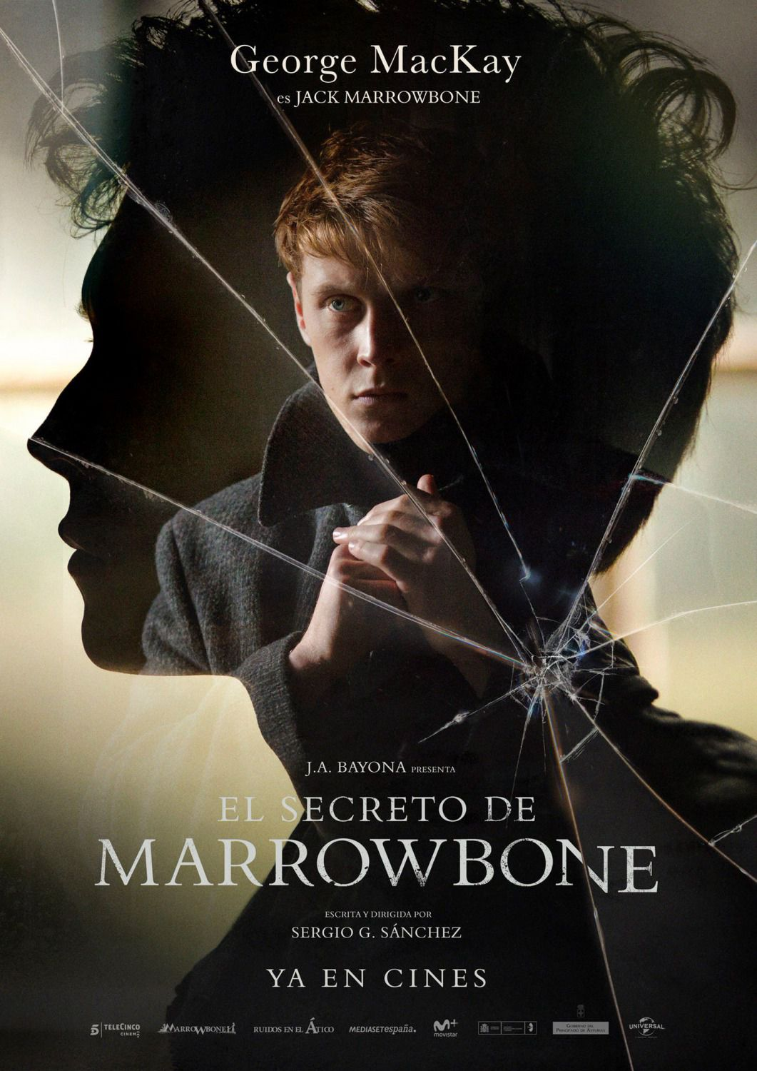 George MacKay is Jack Marrowbone