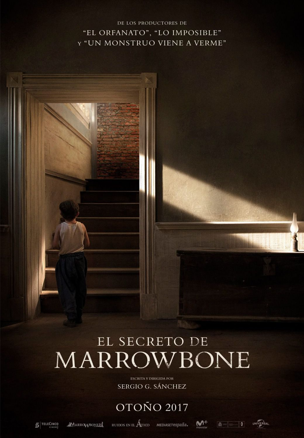 El Secreto de Marrowbone - Il Segreto di Marrowbone