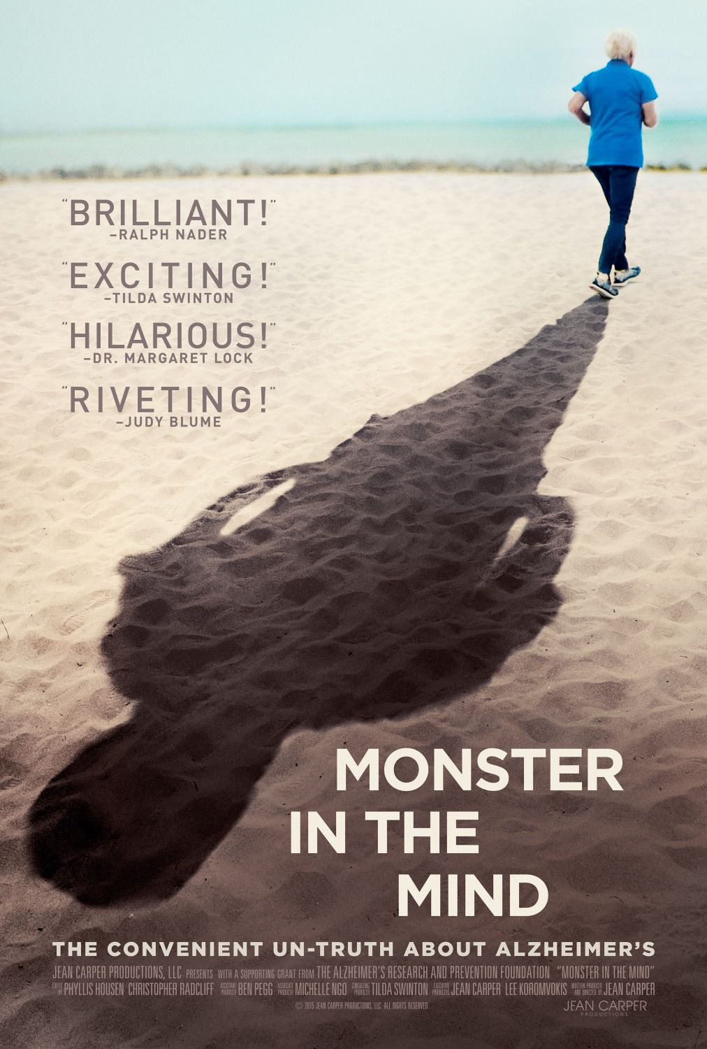 Monster in the Mind - The convenient untruth about Alzheimer - film poster