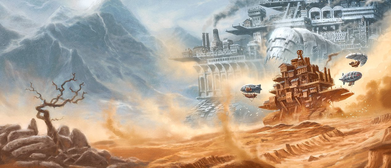 Mortal Engines - Fantasy film 2018