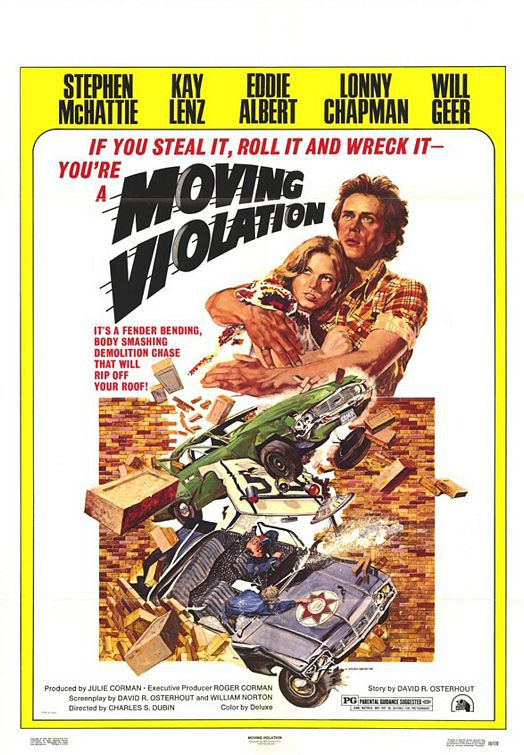 Moving Violation - film poster