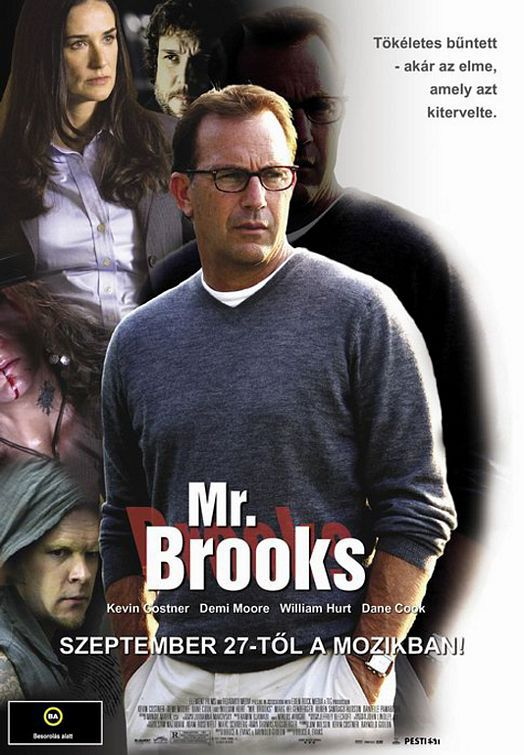 Mr Brooks - film poster