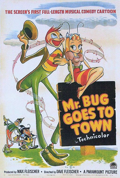 Mr Bug goes to Town (1941)