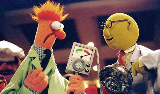 Muppets - Bunsen Honeydew and Beaker - scientists
