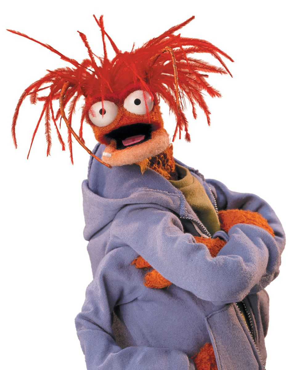 Muppets - Pepe the King Prawn