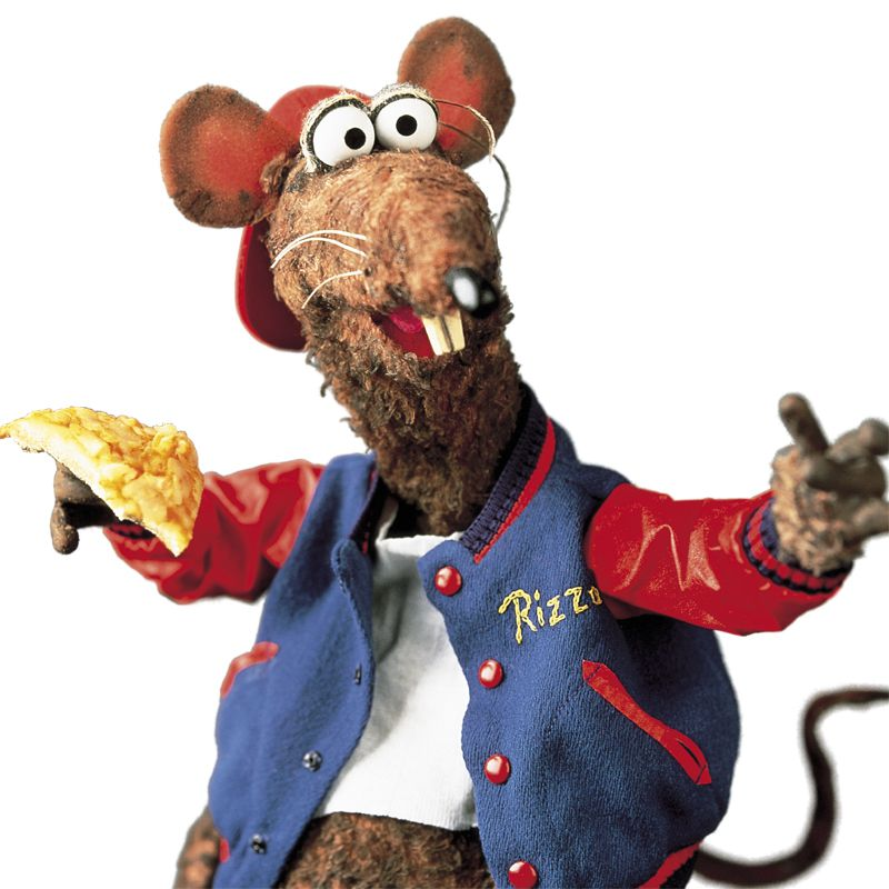 Muppets - Rizzo the rat