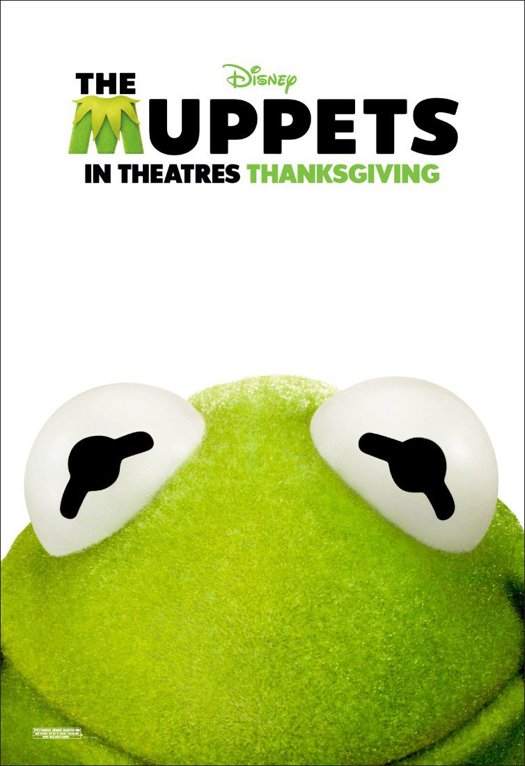 The Muppets - film 2012 - Kermit