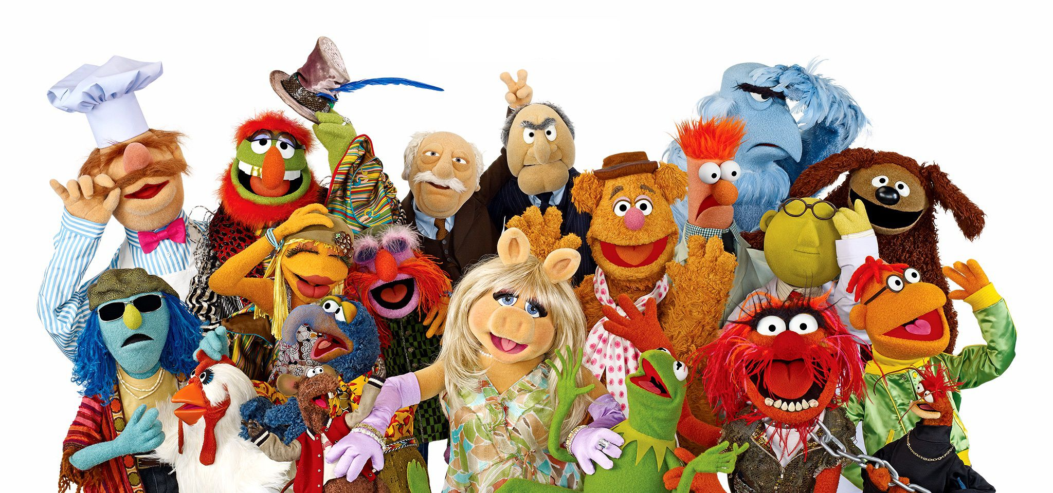Muppets Saga  ... all adventures ... all characters