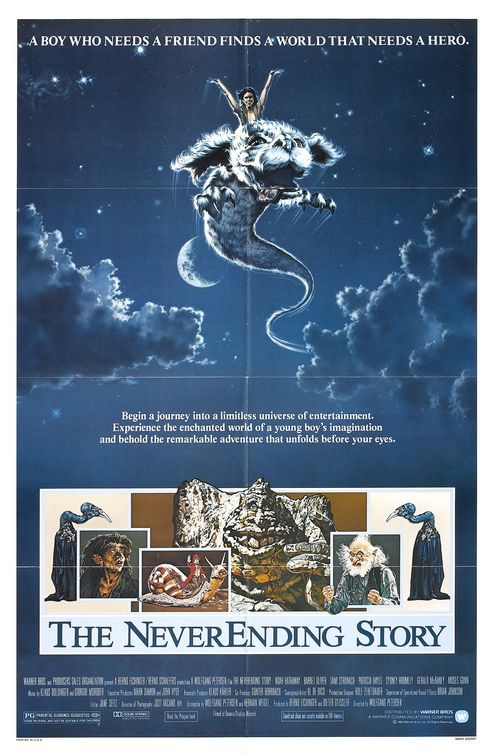 The NeverEnding Story - La Storia Infinita