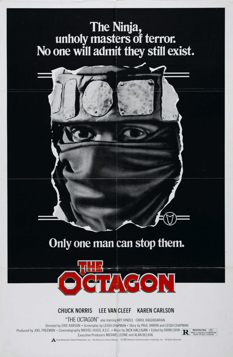 Octagon - film poster