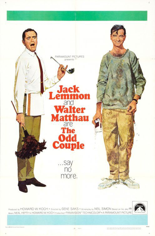 Odd Couple - La Strana Coppia (1968)