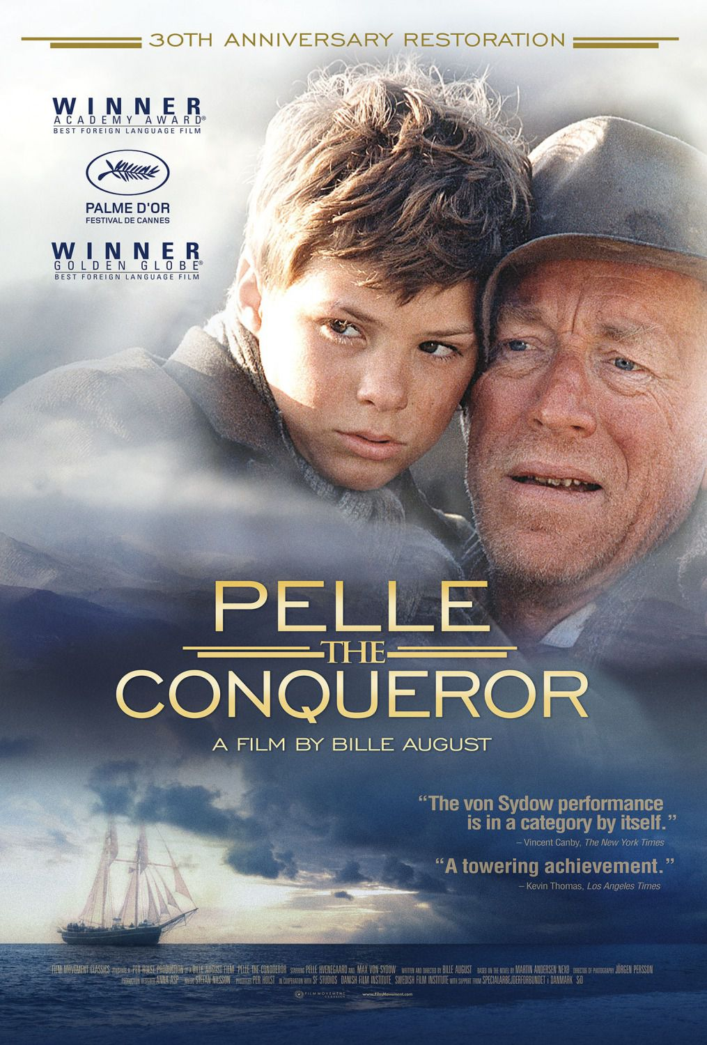 Pelle the Conqueror film poster