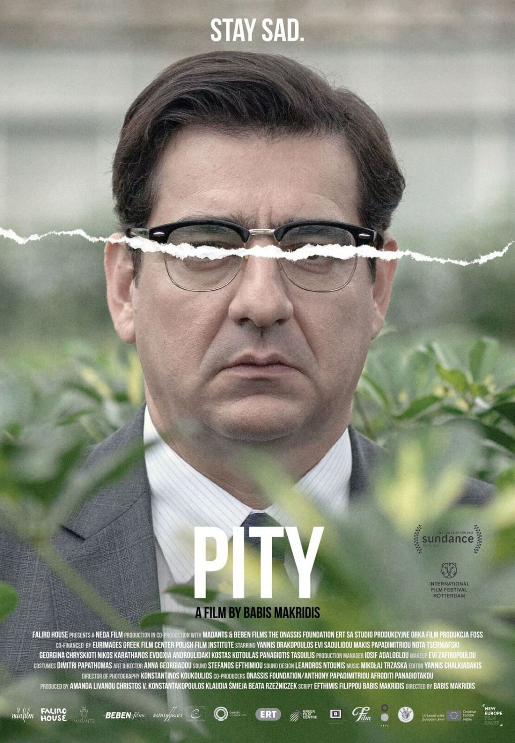 Pity by Babis Makridis - Stay Sad - film poster