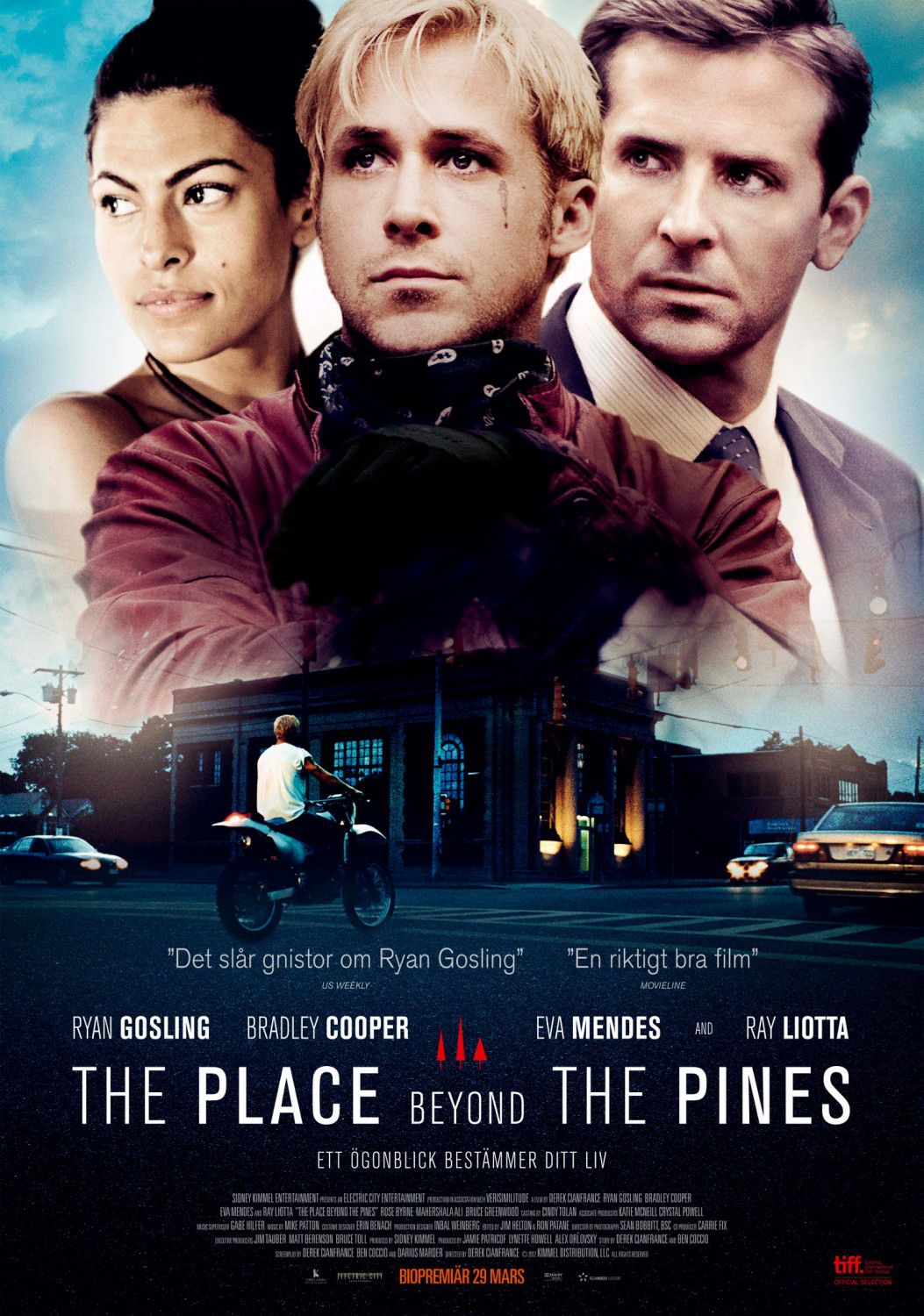Place beyond the Pines - film poster