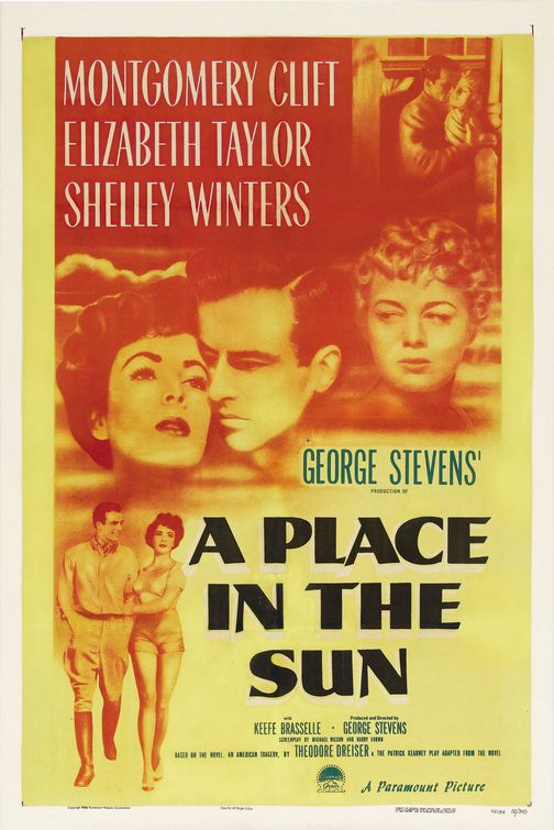 A Place in the Sun - Un Posto al Sole (1951)