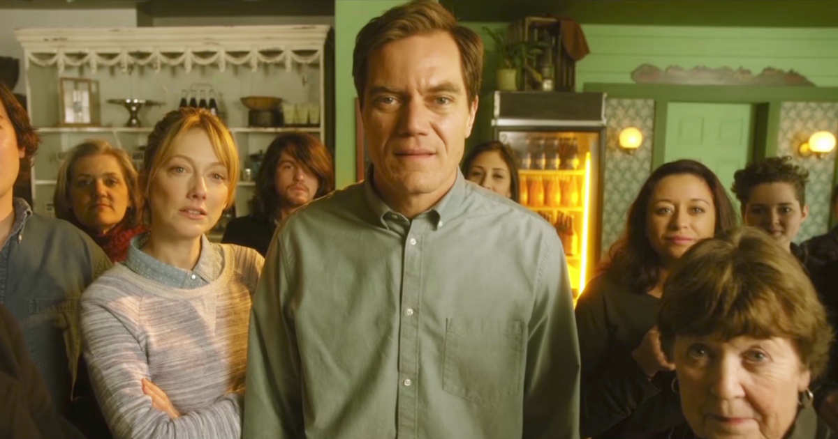Pottersville - cast: Michael Shannon, Judy Greer, and Ron Perlman, Christina Hendricks
