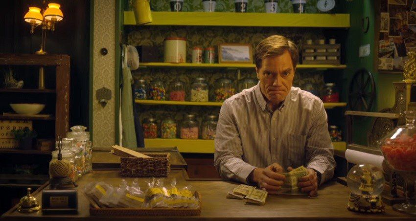 Pottersville - shop - Michael Shannon