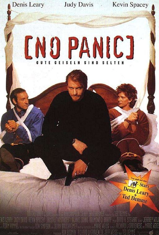 The Ref - No Panic - film poster