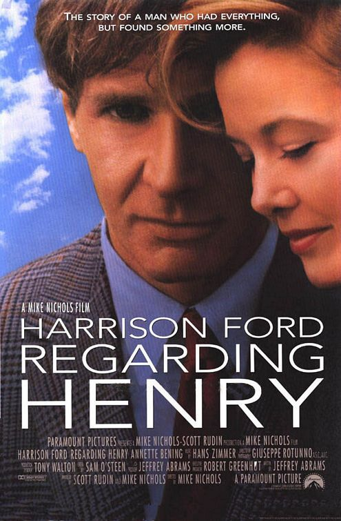 Regarding Henry - A proposito di Henry - film poster