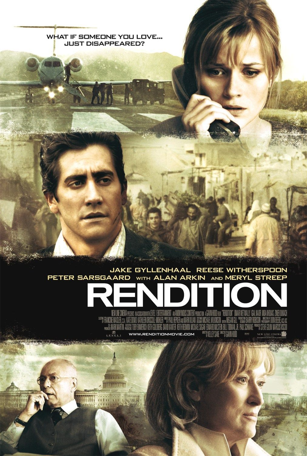 Rendition - Detention Secrete poster