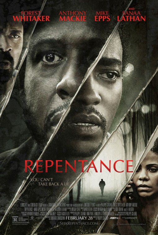 Repentance film poster