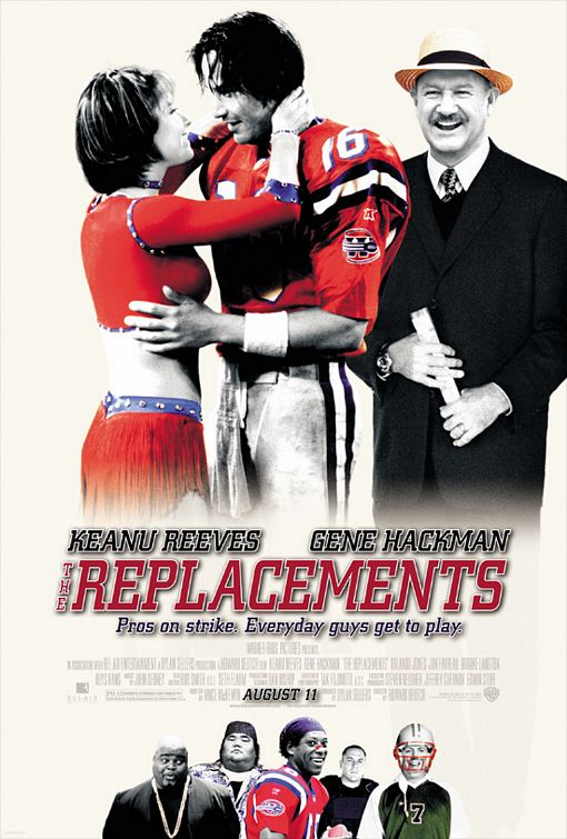The Replacements - film poster