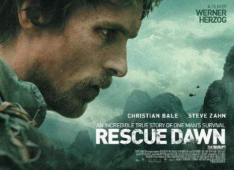 Rescue Dawn - film poster