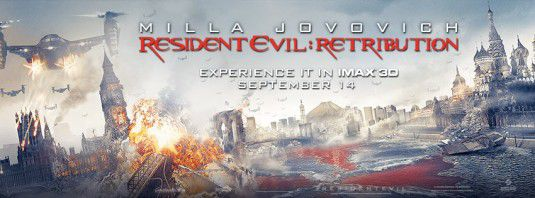 Resident Evil 5 - Retribution (2012) - battlefield