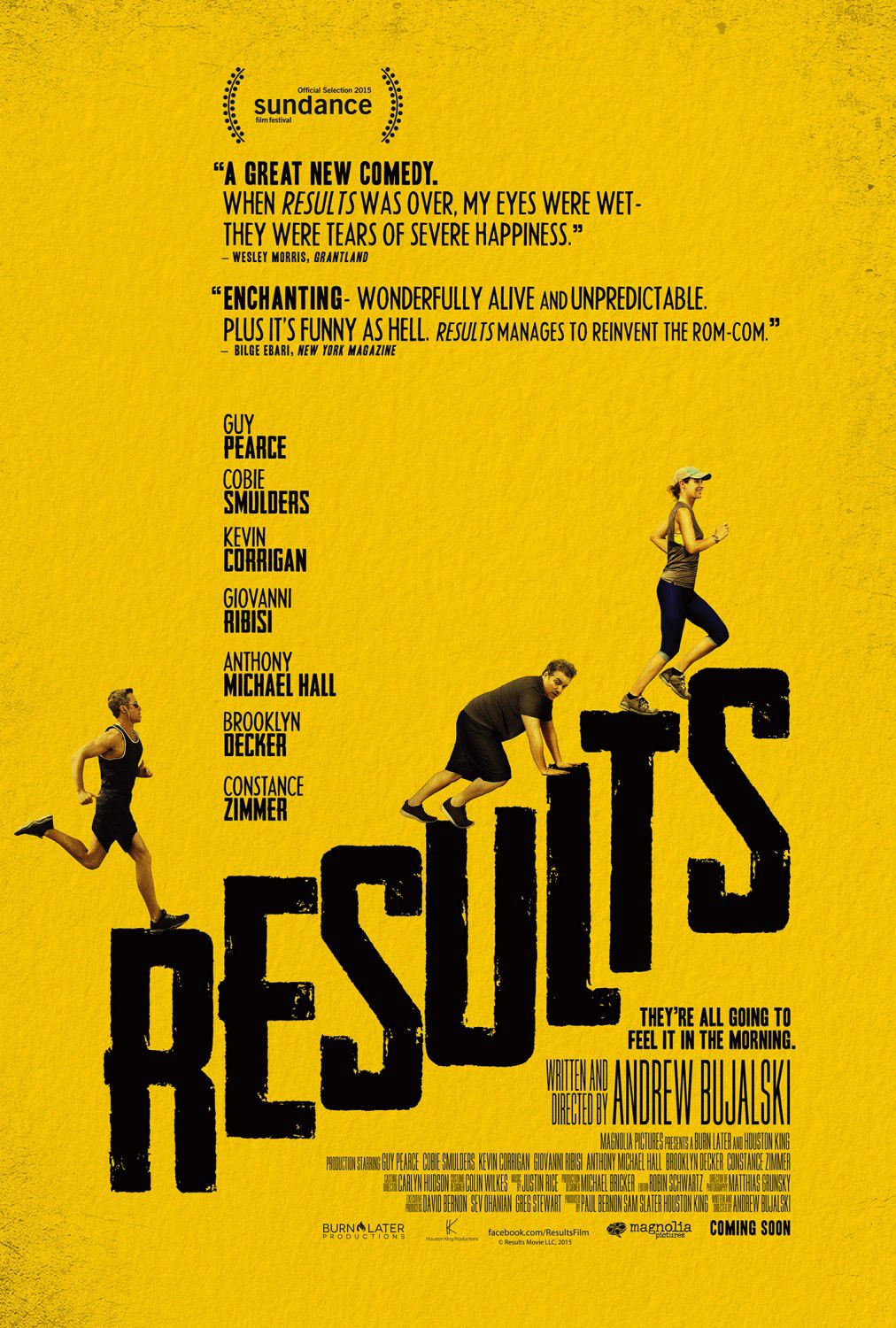 Results - film poster
