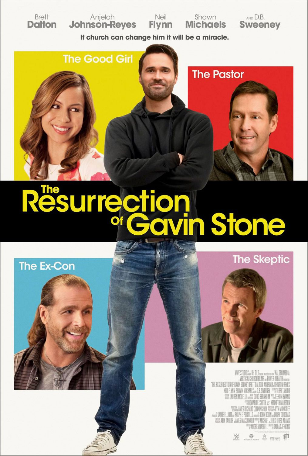 Resurrection of Gavin Stone - film poster