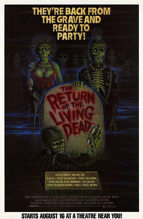 Return of the living dead - Il ritorno dei morti viventi
