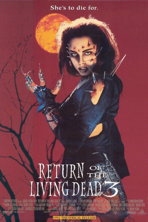 Return of the living dead 3 - Il ritorno dei morti viventi 3