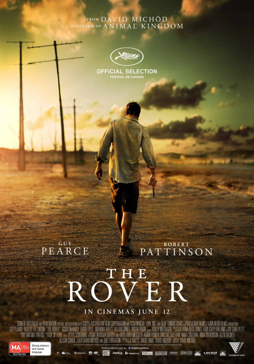 The Rover - film poster
