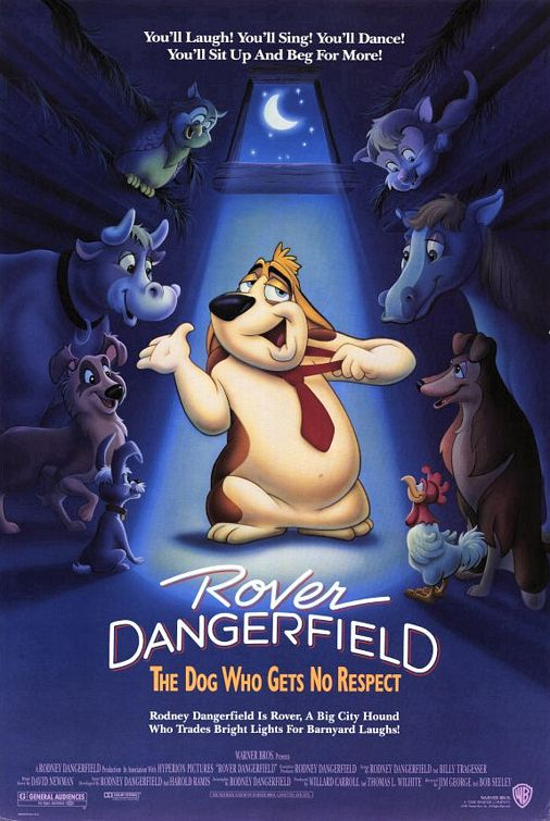 Rover Dangerfield - film poster