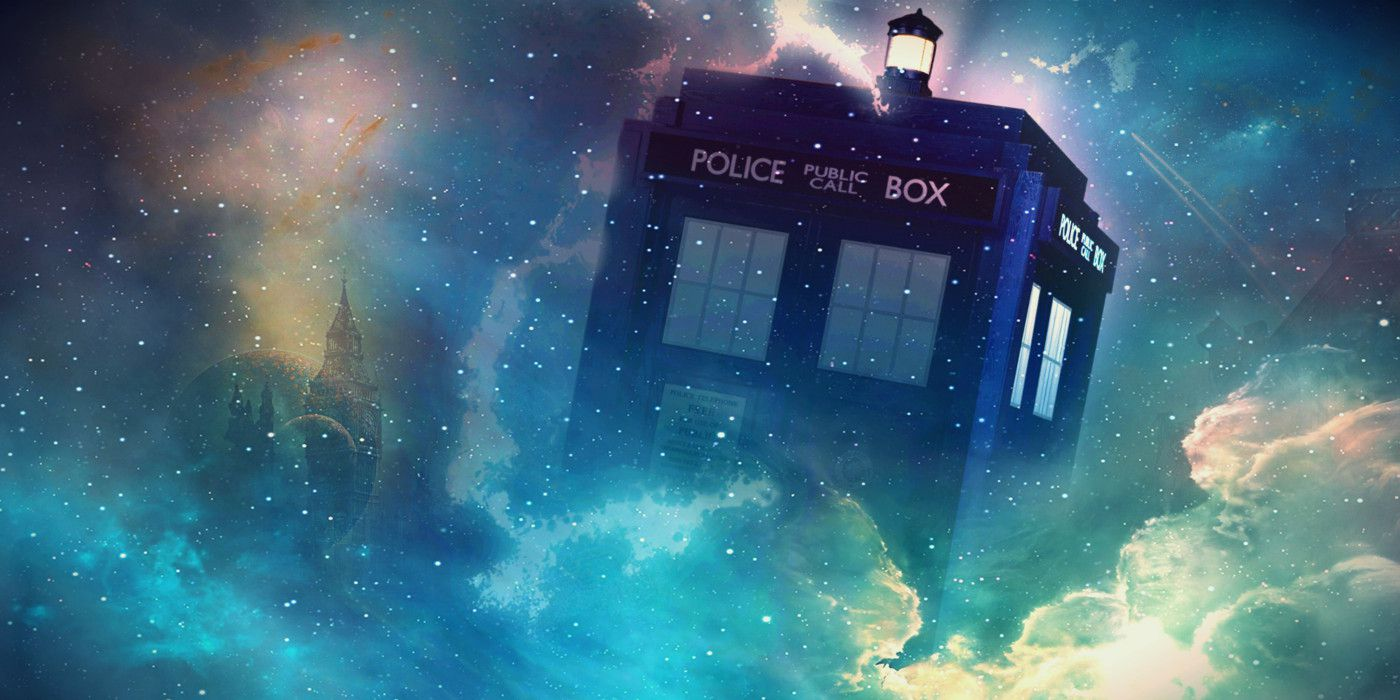 Saga Doctor Who Tardis space time universe - list film