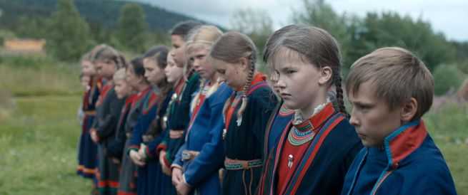 Sami Blood childrens