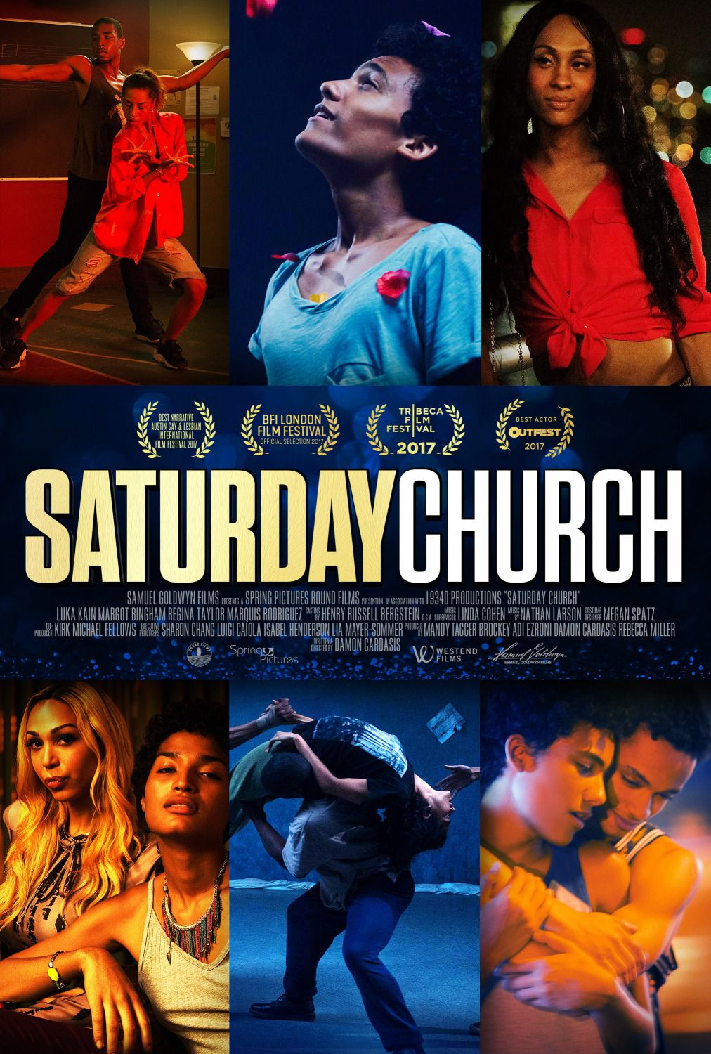 Saturday Church - Luka Kain, Margot Bingham, Regina Taylor, Marquis Rodriguez