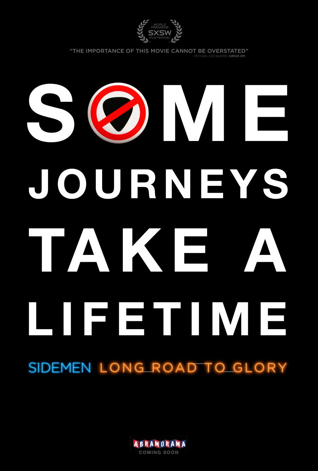 Sidemen long Road to Glory - some journeys take a lifetime