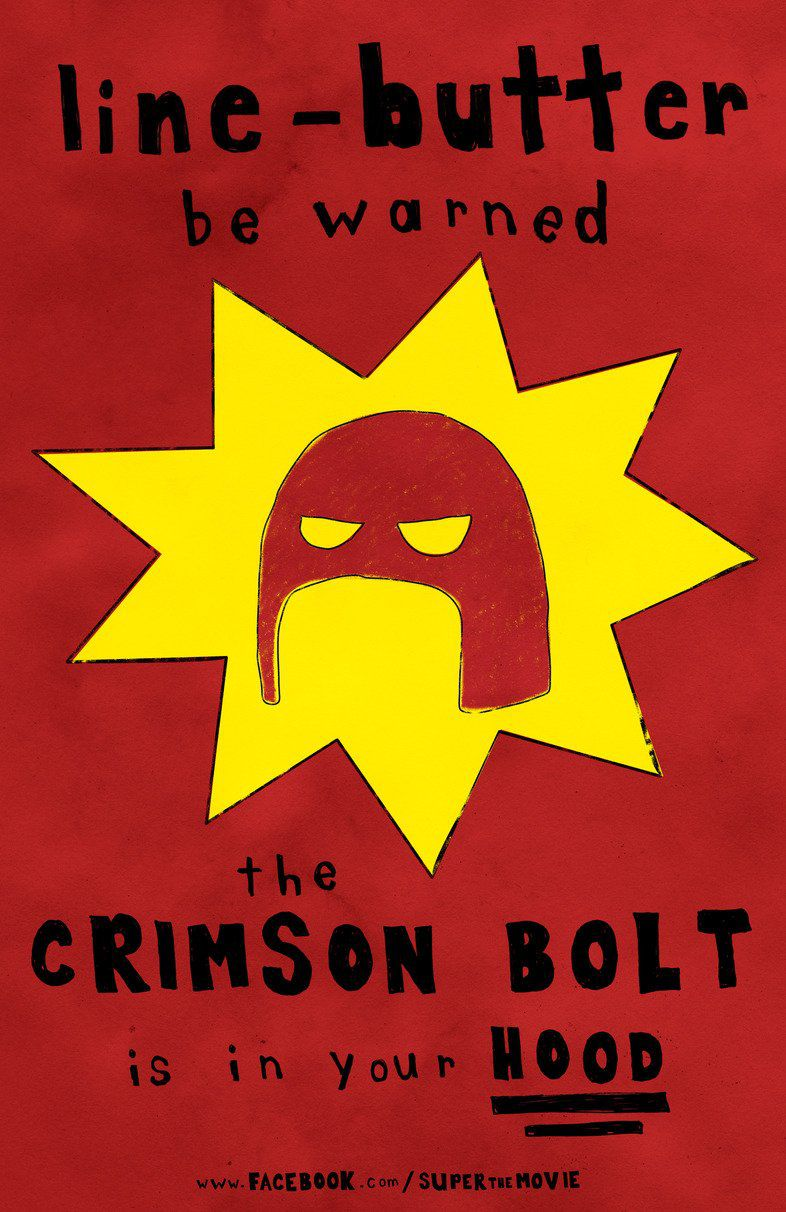 line-butter be warned the Crimson Boltie is in your hood