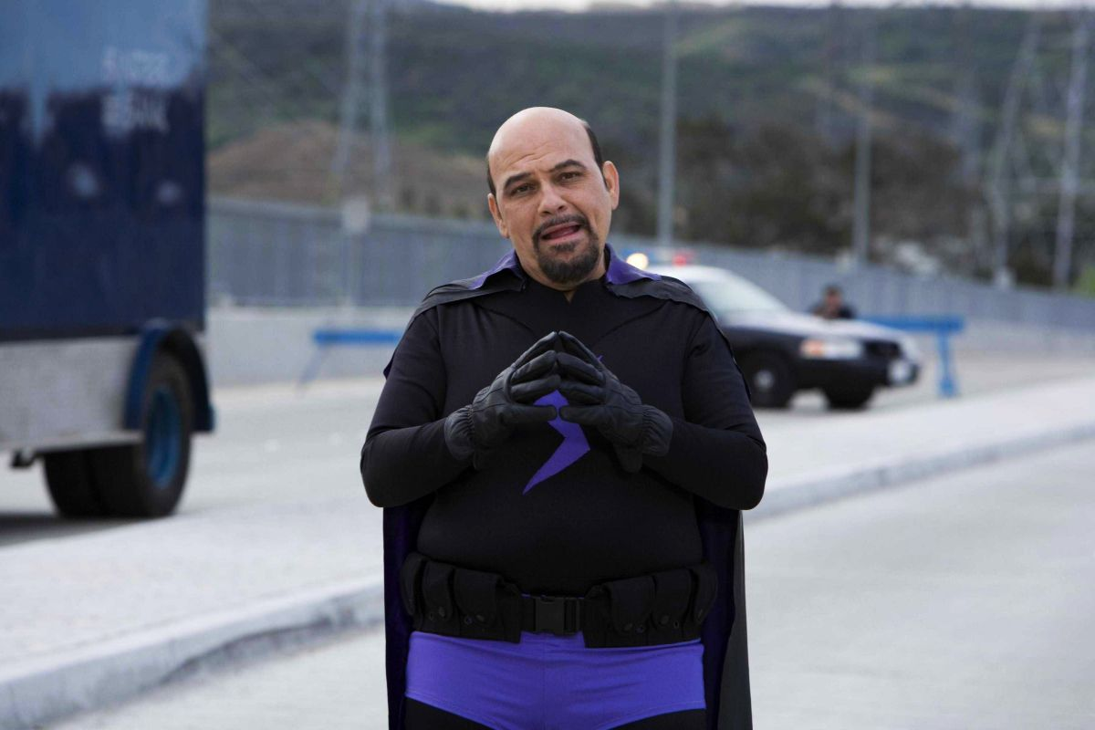 Super Capes - evil - Jon Polito as Captain Sludge