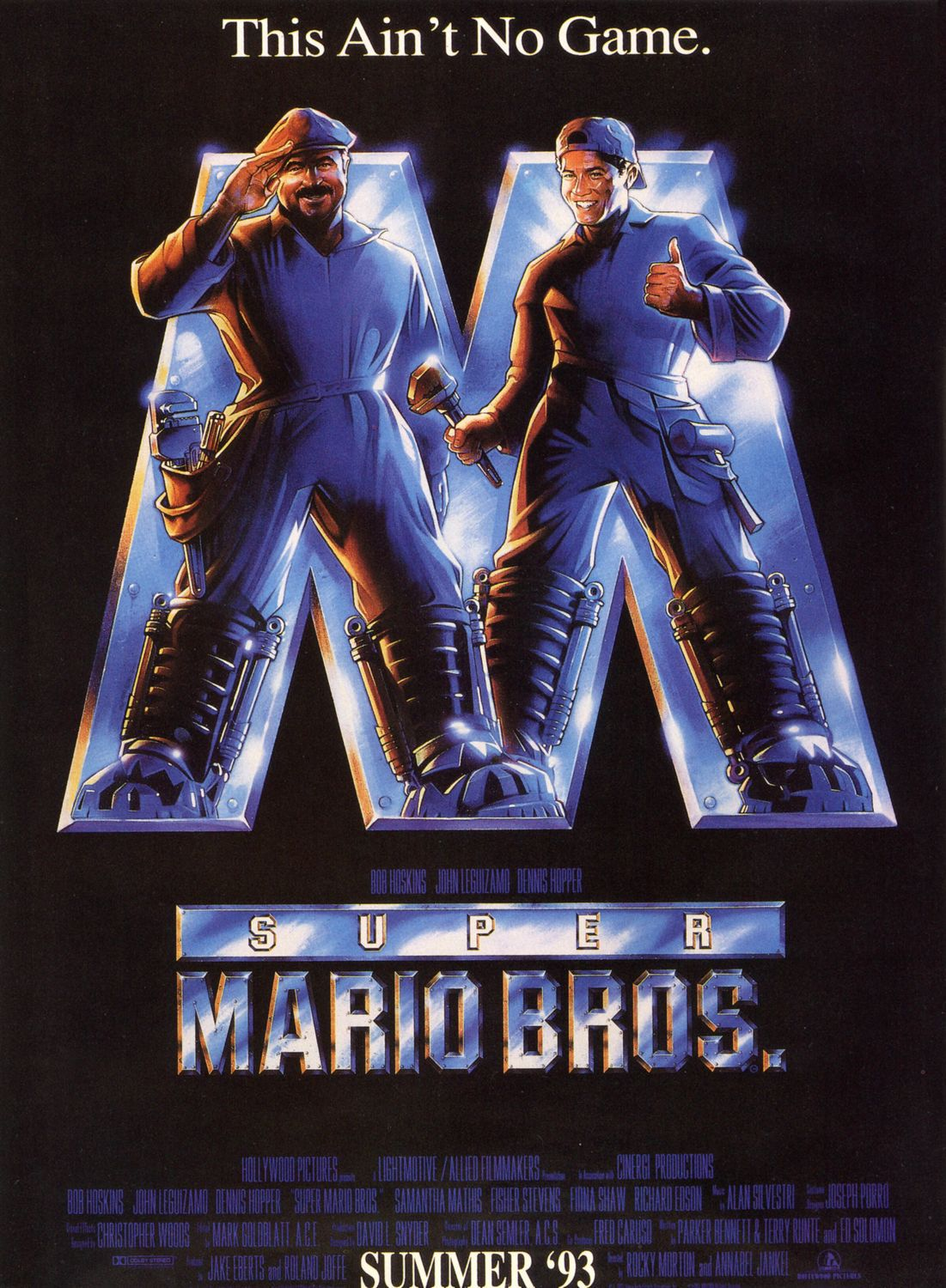 Super Mario Bros live action